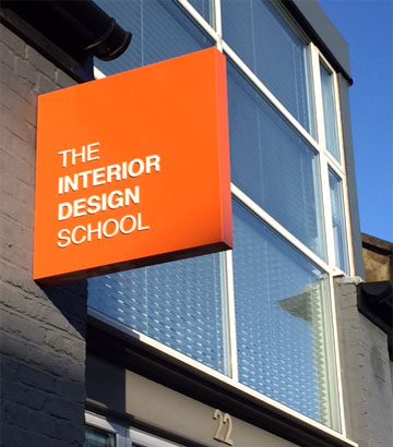 London Interior Design School Model Prepossessing Home  The Interior Design School Design Ideas